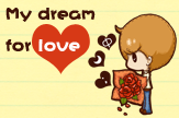 My dream for love(boy)